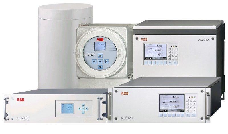 Continuous Gas Analyzers