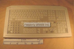 3BSE015001R1 Operator Keyboard Membrane PRE-OWNED