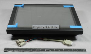 LCD ASSY, UPPER, RES T/S, PRE-OWNED