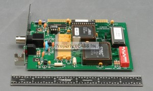 QNX NETWORKING CARD, PRE-OWNED