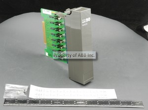 ANALOG INPUT TERMINATION MODULE, TC, 8 Pre-Owned