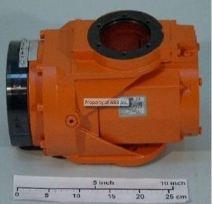 MOTOR INCL GEARBOX AXIS 6 PRE-OWNED